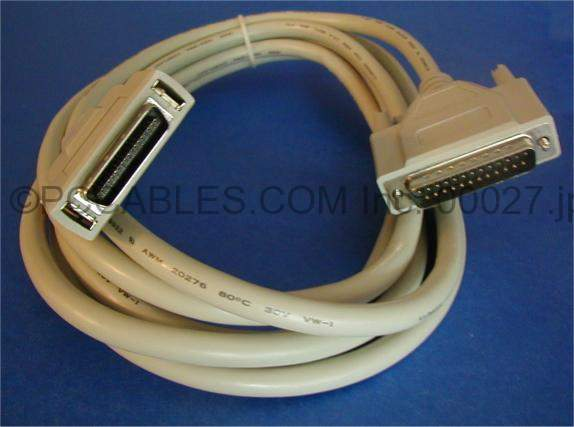 10FT Parallel Printer Cable IEEE-1284 A-C
