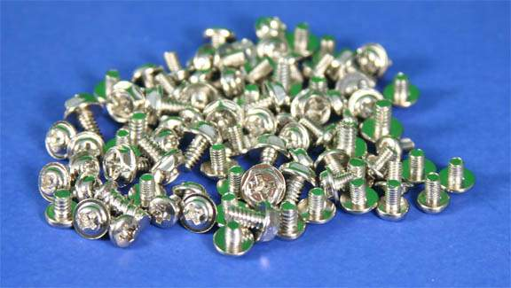 Assorted Case Screws 2oz Bag